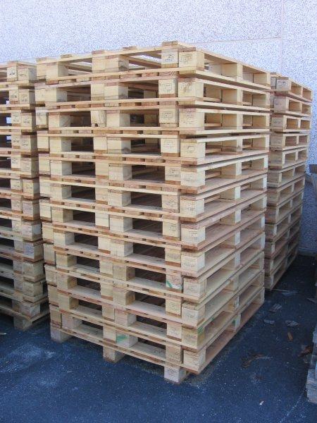 Imballaggi industriali pallet e basi in legno per la for Pallet immagini